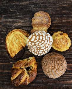 Panadería artesanal mexicana