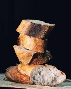 Pan blanco en panaderías mexicanas lecaroz